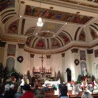 Foto diambil di St. Casimir Catholic Church oleh Jeff T. pada 2/12/2012