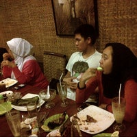 Photo taken at Cibiuk Resto by Indra S. on 7/14/2012