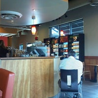 Photo taken at Starbucks by Will P. on 5/10/2012