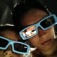Photo taken at Cinema 5D by Moona B. on 7/6/2012