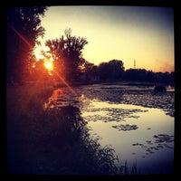 Photo taken at Jezero Savica by Hrvoje B. on 8/18/2012