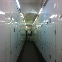 Photo taken at Manhattan Mini  Storage - South St by .oo. on 5/11/2012