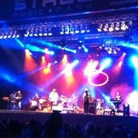 Photo taken at Devassa on Stage by Luiz Paulo Bratti on 9/8/2012