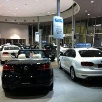 Photo taken at Volkswagen Villa by Roger H. on 3/1/2012
