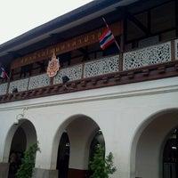 Photo taken at Lampang Bus Terminal by krishana w. on 6/25/2012