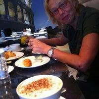 Photo taken at Radisson Blu Hotel by Velvet B. on 5/26/2012