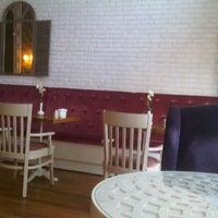 7/17/2012 tarihinde Deniz T.ziyaretçi tarafından Bi Mola Cafe-Restaurant'de çekilen fotoğraf