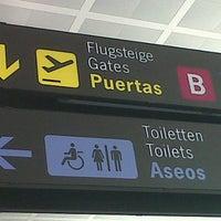 Photo taken at Terminal 3 by Omar H. on 9/8/2012