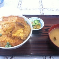 Photo taken at 美代志食堂 by The_daybreak on 5/2/2012