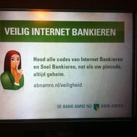 Photo taken at ABN AMRO by Laurens t. on 9/13/2012
