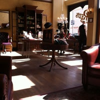 Photo taken at Red's Classic Barber Shop Co. by Eric S. on 2/29/2012
