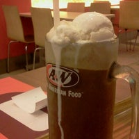 Photo taken at A&W by Shah I. on 6/12/2012