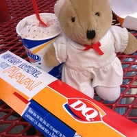 Photo taken at Dairy Queen by Becki K. on 8/6/2012