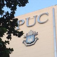 Photo taken at PUC-Rio - Pontifícia Universidade Católica do Rio de Janeiro by Kryka :. on 6/4/2012