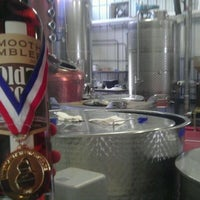 Photo taken at Smooth Ambler Spirits Distillery by Christopher N. on 7/7/2012