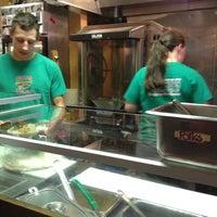 Photo taken at Dup's Burritos by Sasha K. on 3/4/2012