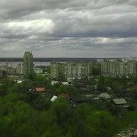 Photo taken at Гимназия №4 by Максим В. on 5/1/2012