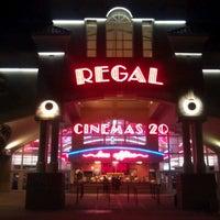 Photo taken at Regal Cinemas Winter Park Village 20 & RPX by Stephen E. on 8/20/2012