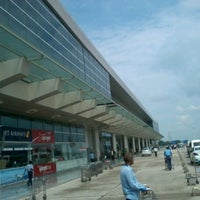 Photo taken at Lal Bahadur Shastri International Airport, Varanasi (VNS) by Vikram P. on 9/7/2012