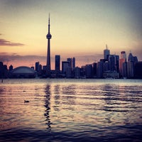 Photo taken at Toronto Islands by Dillon S. on 7/31/2012