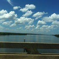 Photo taken at Tennessee River by Shaun on 7/15/2012