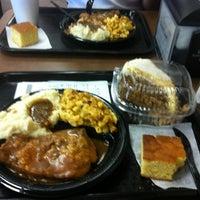 Photo taken at Nana's Soul Food Kitchen by Rich M. on 7/19/2012
