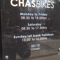Photo taken at Chas Bike by Hamlesh M. on 8/26/2012