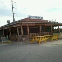 Photo taken at Austin Fish Co. by Jerry B. on 2/4/2012