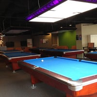 Photo taken at ICUE Billiard by Tom W. on 6/3/2012