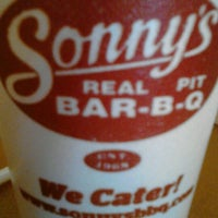 Photo taken at Sonny's BBQ by Jessica O. on 9/8/2012