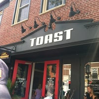 Photo taken at Toast by Danielle W. on 7/22/2012