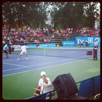 Photo taken at Optima Open by Edgar M. on 8/19/2012