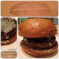 Photo taken at Umami Burger by Robert R. on 8/28/2012