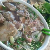Photo taken at Phở Lê Hòa Phat II by Chris on 9/4/2012