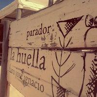 Photo prise au Parador La Huella par Daniel A. le2/12/2012