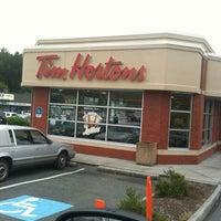 Photo taken at Tim Hortons by Chris H. on 6/4/2012
