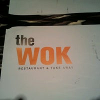 Photo taken at The wok by Beita R. on 7/1/2012