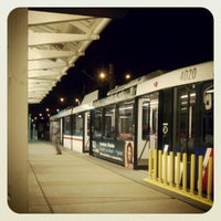 Photo taken at MetroLink - Forest Park Station by Christina S. on 8/17/2012