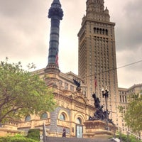 Photo taken at Public Square by Andrew A. on 7/20/2012