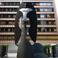Photo taken at Daley Plaza by Krysti V. on 8/4/2012