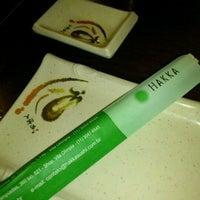 5/27/2012 tarihinde Eduardo M.ziyaretçi tarafından Hakka Sushi'de çekilen fotoğraf