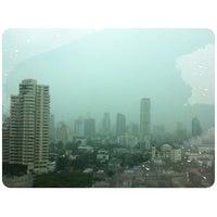 Photo taken at Maleenont Tower by TAWAAN on 7/26/2012