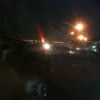 Photo taken at JT10 CGK-DPS / Lion Air by Dimas R. on 3/4/2012