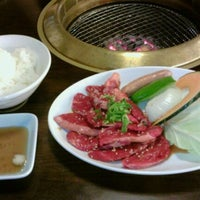 Photo taken at 焼肉じゃんじゃか十川店 by まる 。. on 6/17/2012