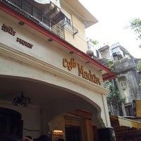Photo taken at Café Madras by Ankit G. on 6/30/2012