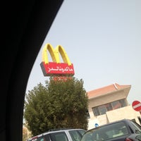 Photo taken at McDonald's by Essa A. on 3/23/2012