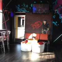 Photo taken at Pop! : Culture and Drinks by Cindicupcaking N. on 2/25/2012
