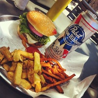 Photo taken at Burger Joint by andrew c. on 7/28/2012