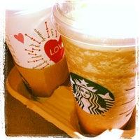 Photo taken at Starbucks by @KAPTIVATING1 on 2/18/2012