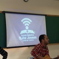 Photo taken at Classe Tuite Jovem by Jonatas S. on 6/16/2012